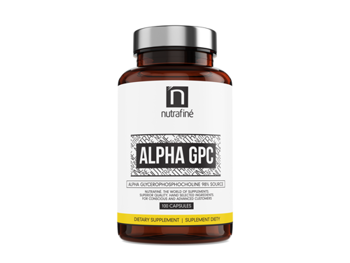 FSN Nutrafine Alpha-GPC98%300mg 100 kaps.